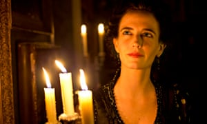 High spirits … Eva Green as medium Vanessa Ives in Penny Dreadful. Photograph: Jonathan Hession/Show