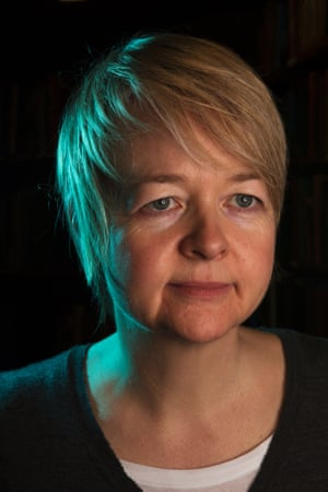 Novelist Sarah Waters
