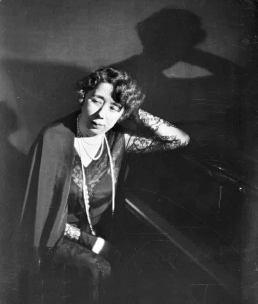 Marguerite Long in 1920.