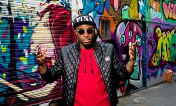 Fuse Odg I Chose To Be Happy Rap The Guardian