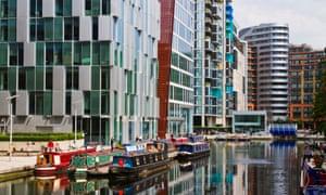 Paddington waterside development