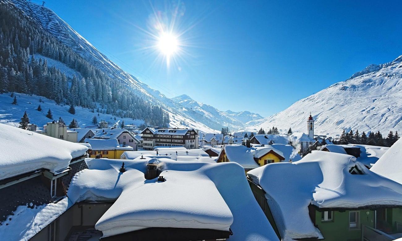 Andermatt Ski Resort Guide