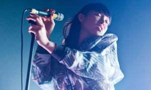Yukimi Nagano of Little Dragon