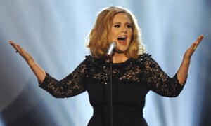 Adele's last album took its time to reach streaming music services.