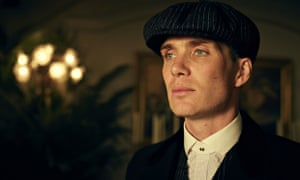 Just don't call him Baby Face Shelby … Cillian Murphy as Tommy. Photograph: Robert Viglasky/Mandabac
