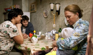 Elena, 2011, a brooding family drama set in contemporary Moscow.