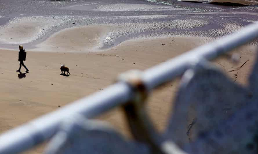 Blackpool North beach is one of the beaches in England set to fail tough new EU cleanliness standards.