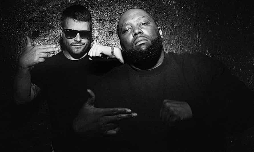 El-P and Killer Mike of Run the Jewels