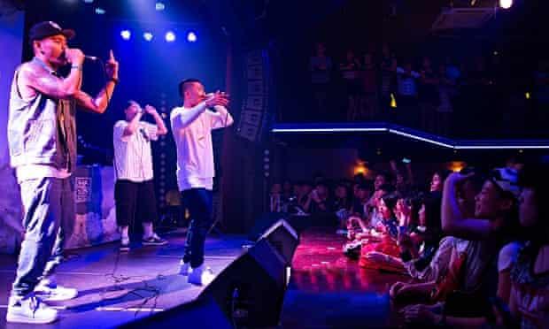 Changsha hip-hop act C-Block.