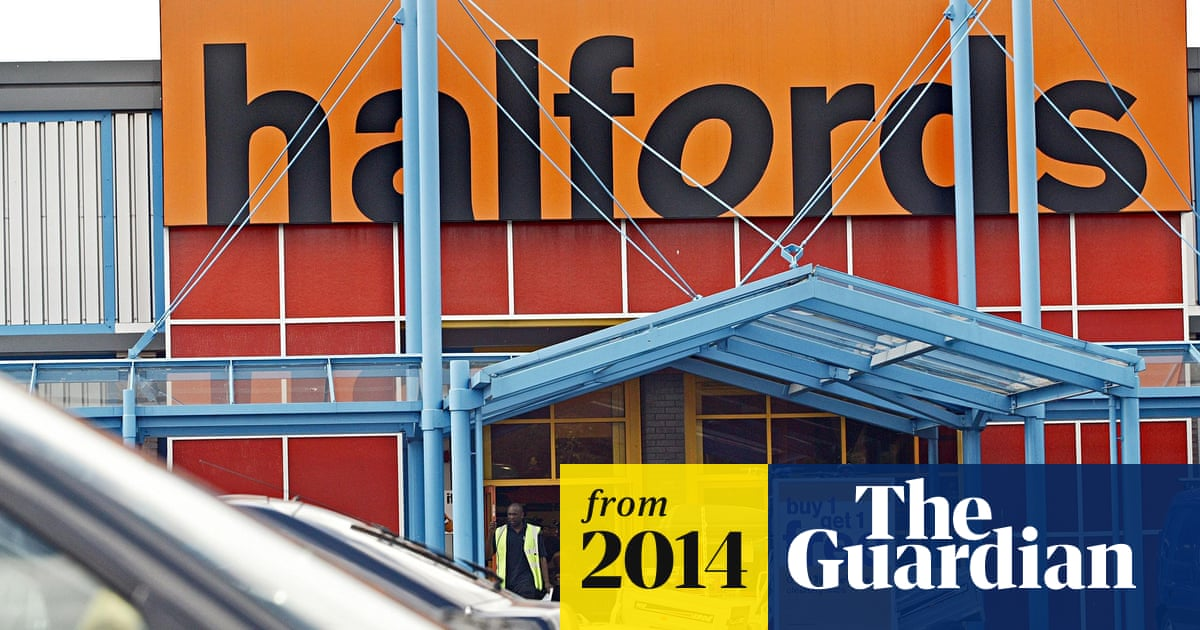 Halfords To Revive Cycle Republic Chain Halfords The Guardian