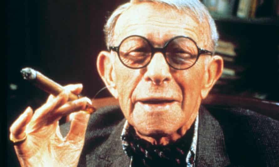 George Burns.