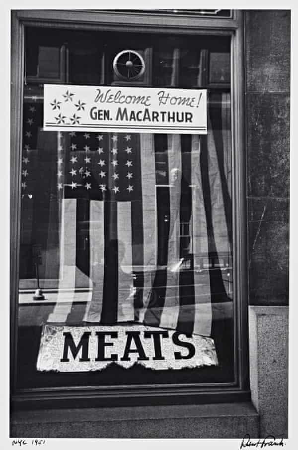 Robert Frank in America