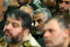 'We must rely on Shia solidarity,' Major General Qassem Soleimani was quoted as saying about confronting the Islamic State.