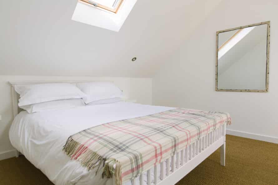 Westbrook Court's rooms benefit from an abundance of natural light