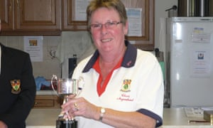 Christine Sugarhood, who died from a heart attack after getting into trouble in rough seas off Paphos, Cyprus
