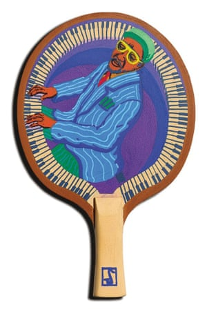 Gaurab Thakali The art of Ping Pong bats