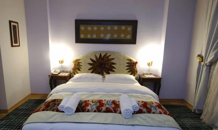 A room at Djem Istanbul