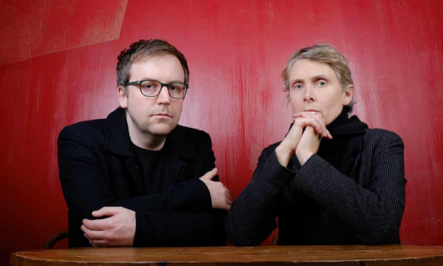 Katie Mitchell and writer Duncan Macmillan