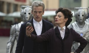 Michelle Gomez was fantastic to watch as Missy.