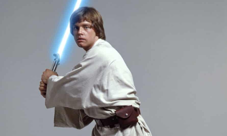 Star Wars jedi luke skywalker mark hamill
