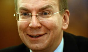 Latvia's foreign minister, Edgars Rinkevics, has come out as gay