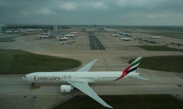 Gatwick Airport, where bosses hope to add a second runway, if the Airports Commission agrees.