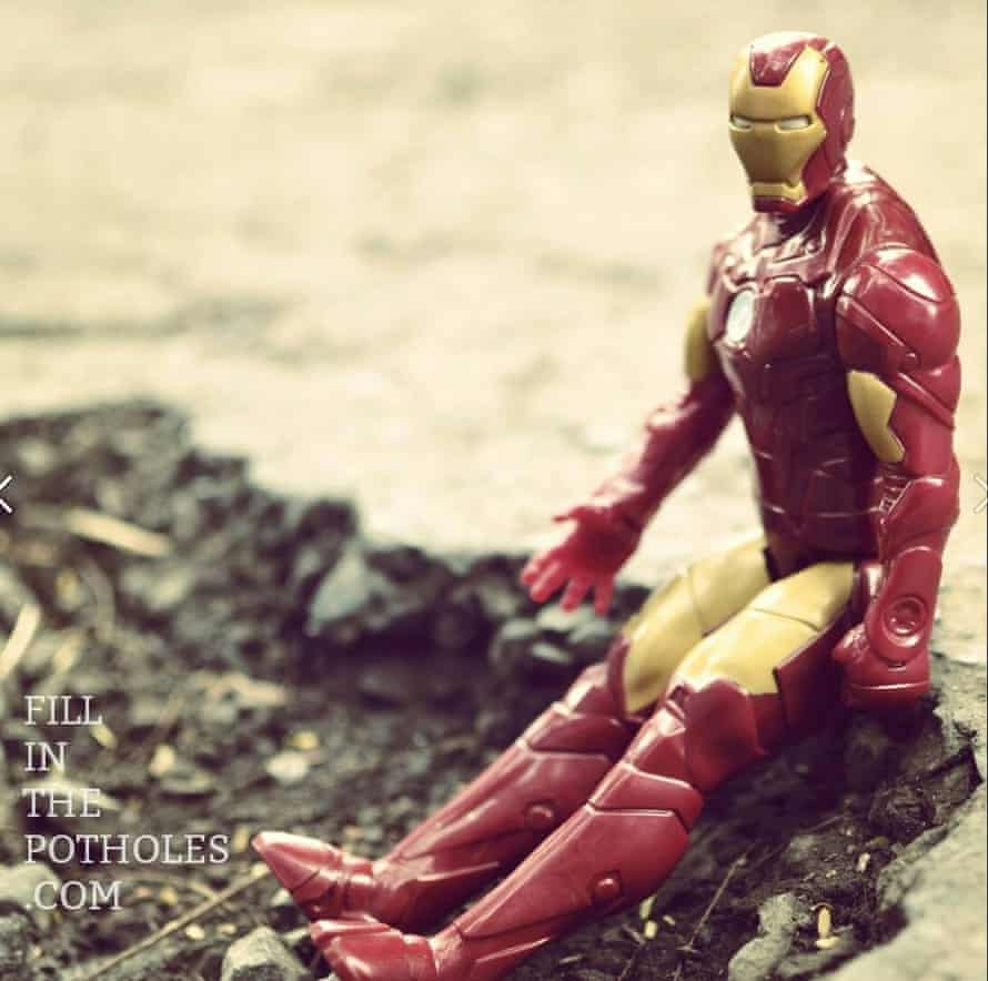 Along with Iron Man …