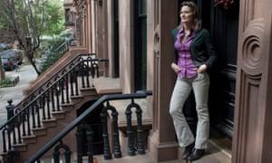 Jennifer Egan at home in Brooklyn.