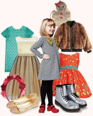 14da8fd5 Alice Fisher on style: girls' party outfits | Fashion | The Guardian