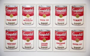 Campbell's Soup, 1968.