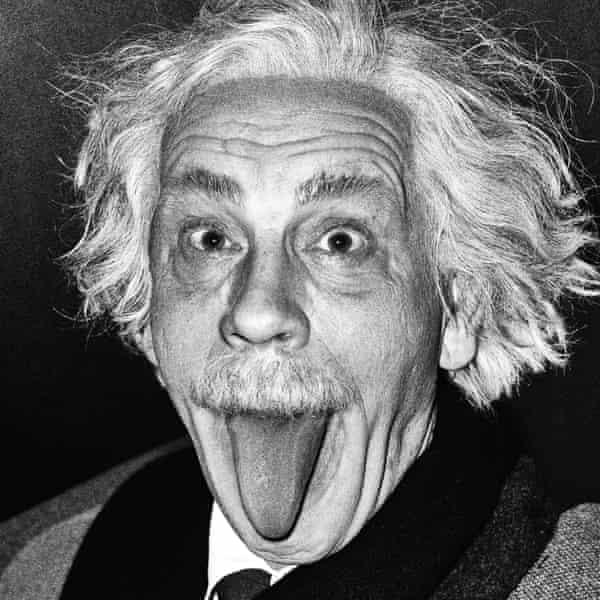 Arthur Sasse – Albert Einstein Sticking Out His Tongue (1951).