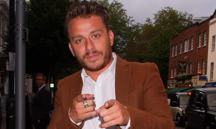 Joke figure: Dapper Laughs shares with viewers his unique tips on how to engage with the opposite sex.