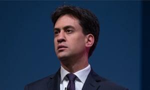 Ed Miliband Labour leader leadership
