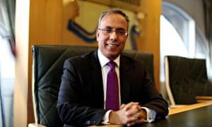 Lutfur Rahman Tower Hamlets mayor