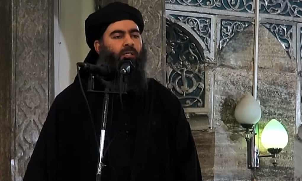 US air strikes target top Isis leaders in Iraq