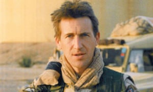 Dan Jarvis, the former Army officer turned Labour MP.