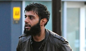 Kabir Ahmed outside Derby crown court