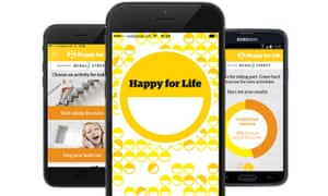 The Happy for Life app