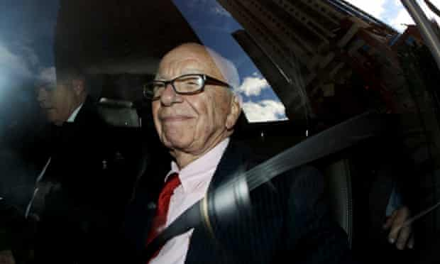 Rupert Murdoch is the founder, chairman and CEO of News Corp