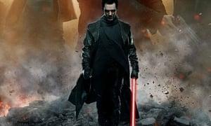 Cosmic Book News's Star Wars: The Force Awakens fan art.