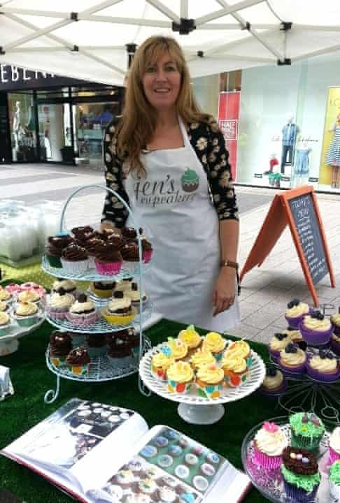 Jen's Cupcakery