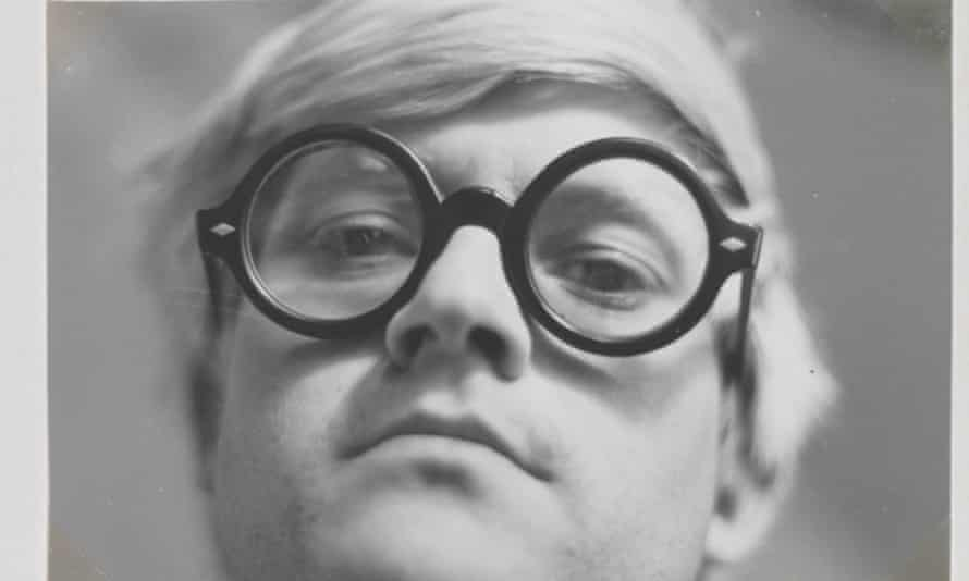 David Hockney from the 2014 documentary, Hockney