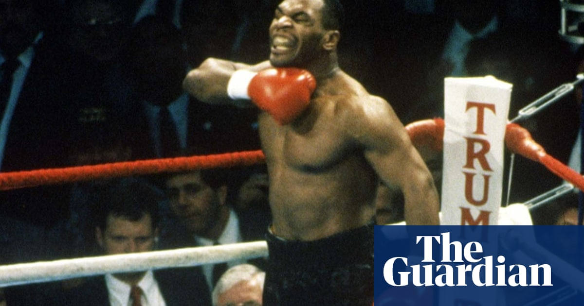 Great Rounds Of Boxing History Mike Tyson V Michael Spinks Round One Boxing The Guardian