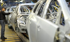 UK manufacturing has reached its fastest pace since July.