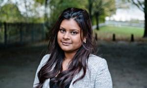 Pallavi Pandey, 28, HR professional took an MBA in HR management at Edinburgh Business School