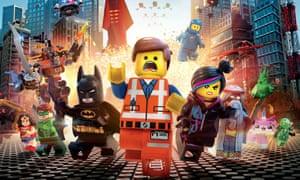 Bricked apart ... the Lego Movie