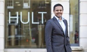 MBA graduate Mohammed Khalid: 'Personal feedback was invaluable.'