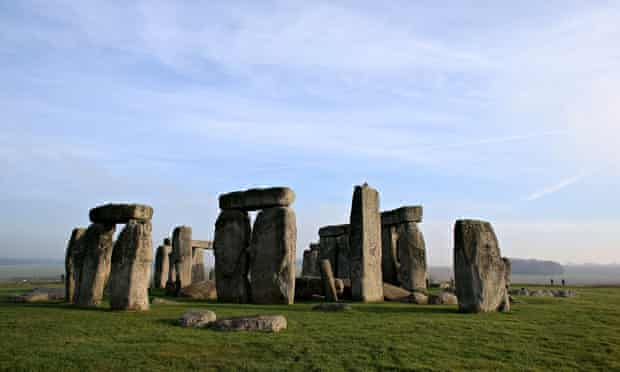 The A303 Stonehenge tunnel is part of a £15bn better roads strategy.