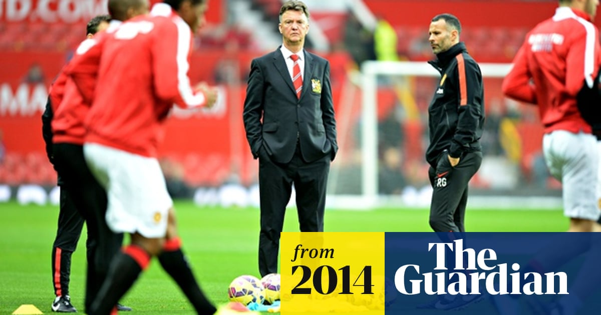 Louis Van Gaal Warns His Manchester United Players Before