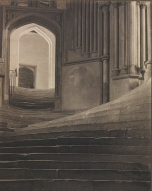 A Sea of Steps, 1903 by Frederick Henry Evans